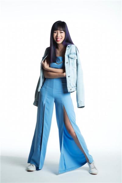 新加坡唱作歌手郑雪梅SARAH专辑《看见》 音频已全部上线