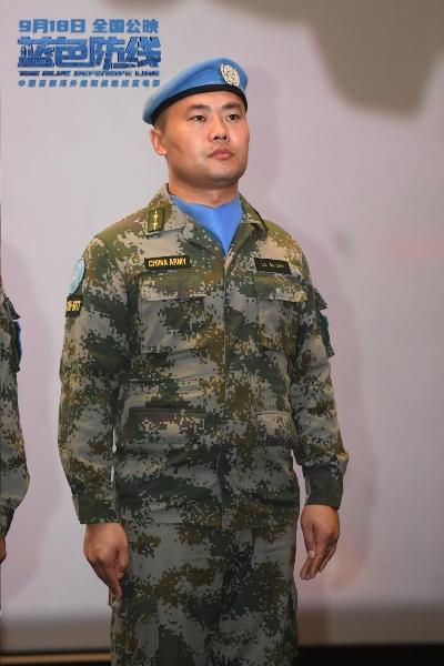 第二批赴南苏丹(朱巴)中国维和步兵营步兵排长杜希林.jpg